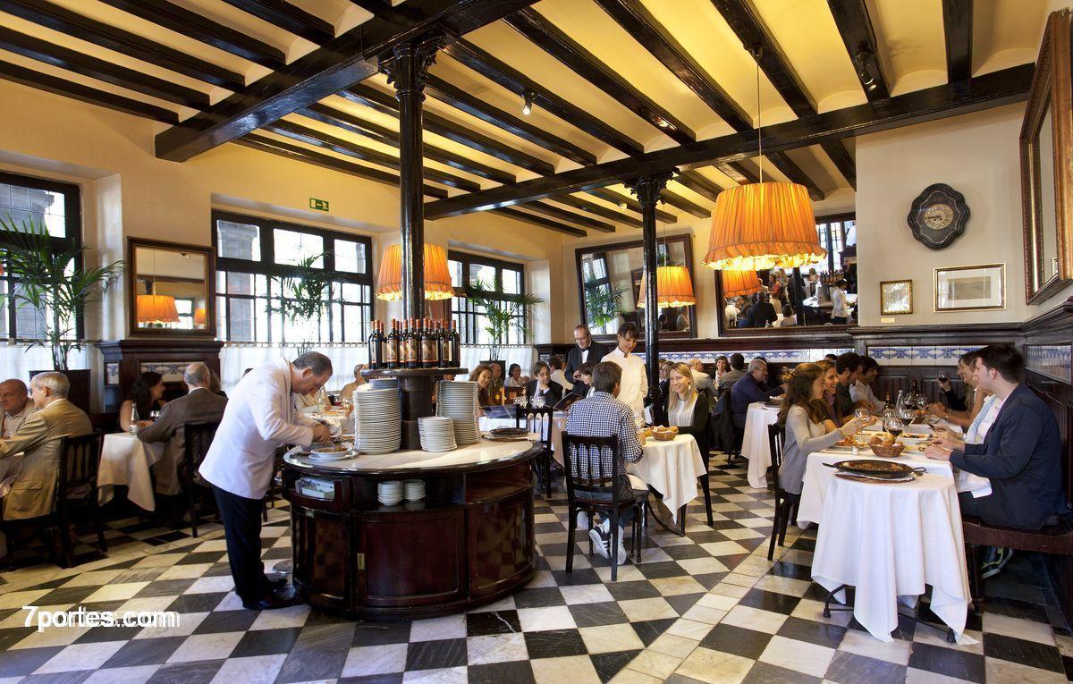 El restaurant 7 Portes | 7 Portes