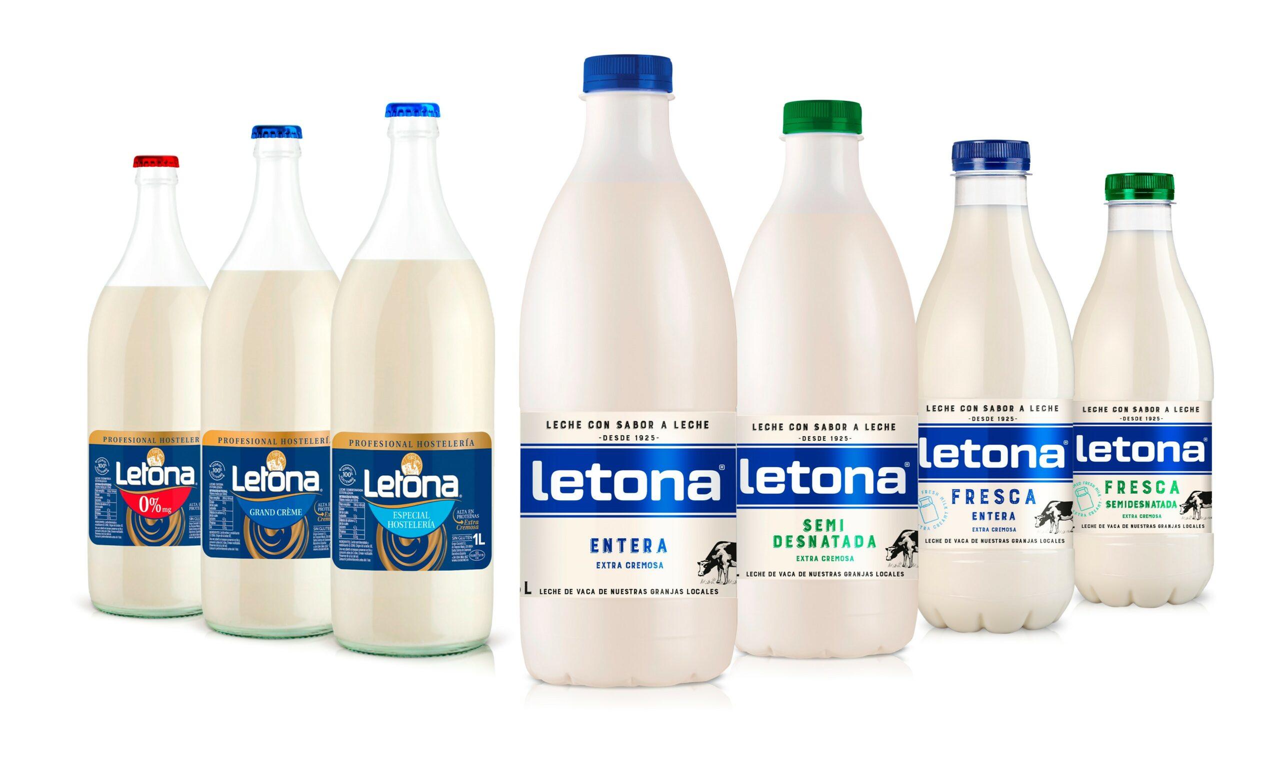 Gamma de productes de Letona | Letona