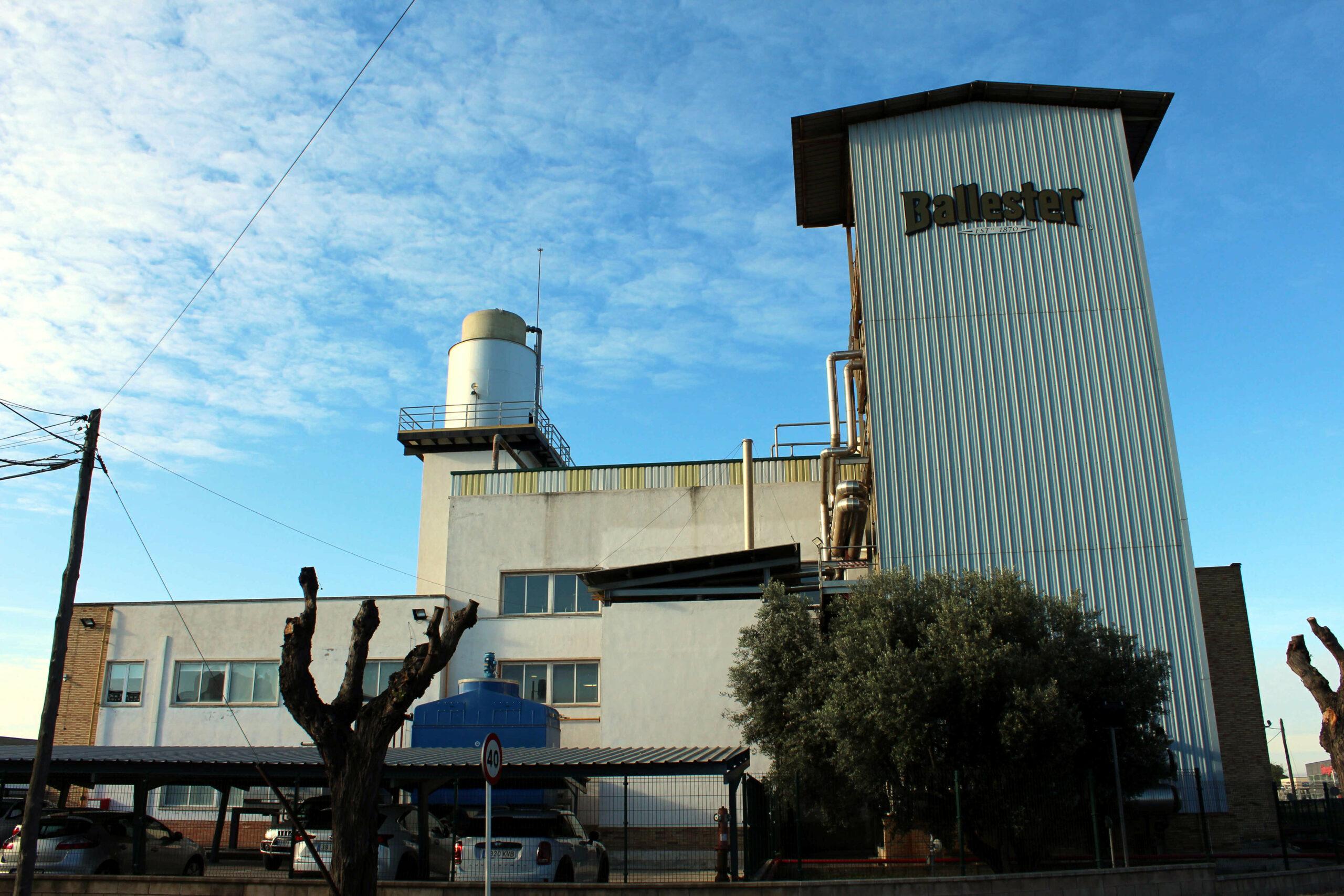 Les instal·lacions a Tortosa de l'empresa Juan Ballester Rosés, Sucesores S.A. (JBRS), que ha comprat Olivite Export, empresa formada per 5 cooperatives ebrenques   ACN