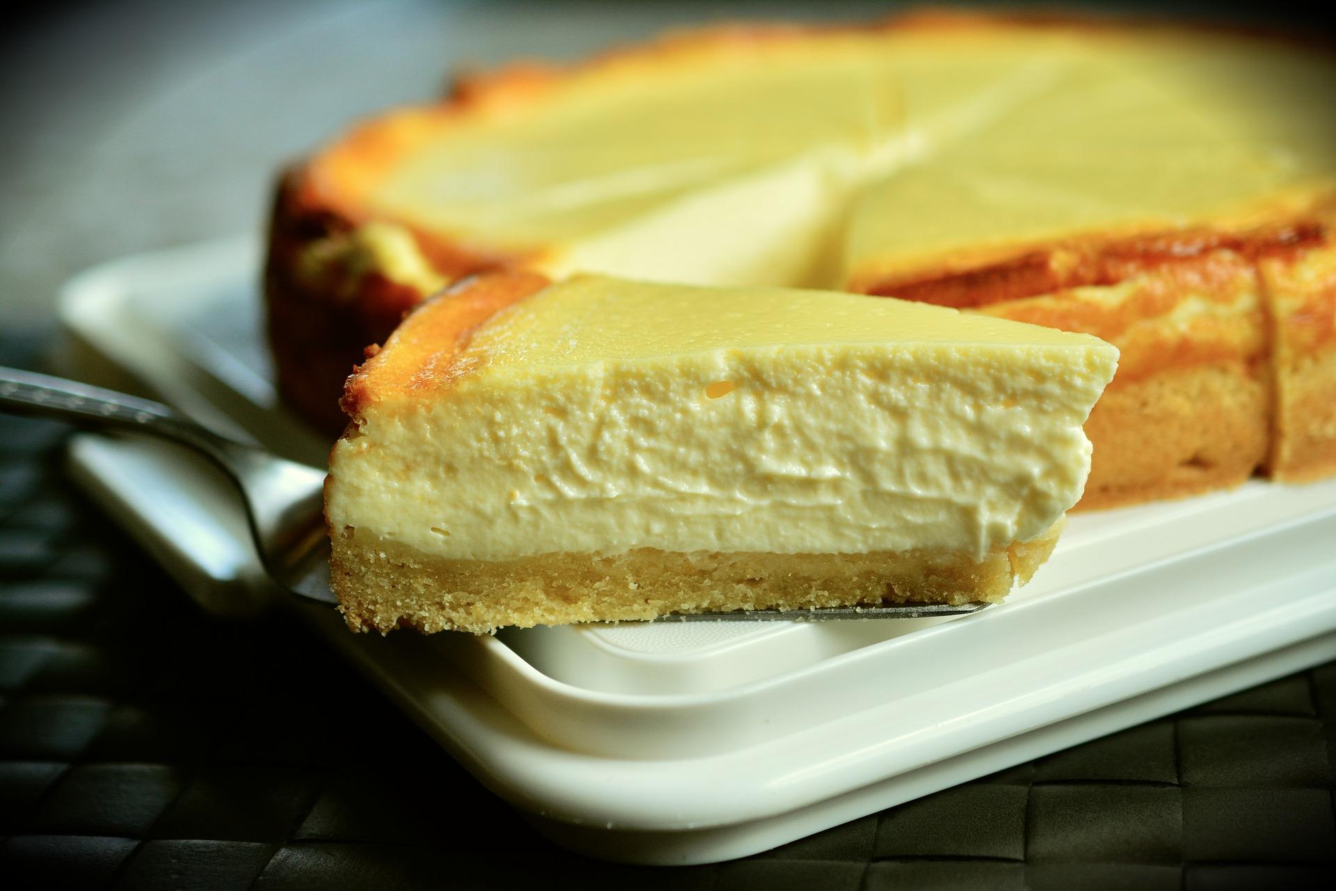 Pastís de formatge   Pixabay