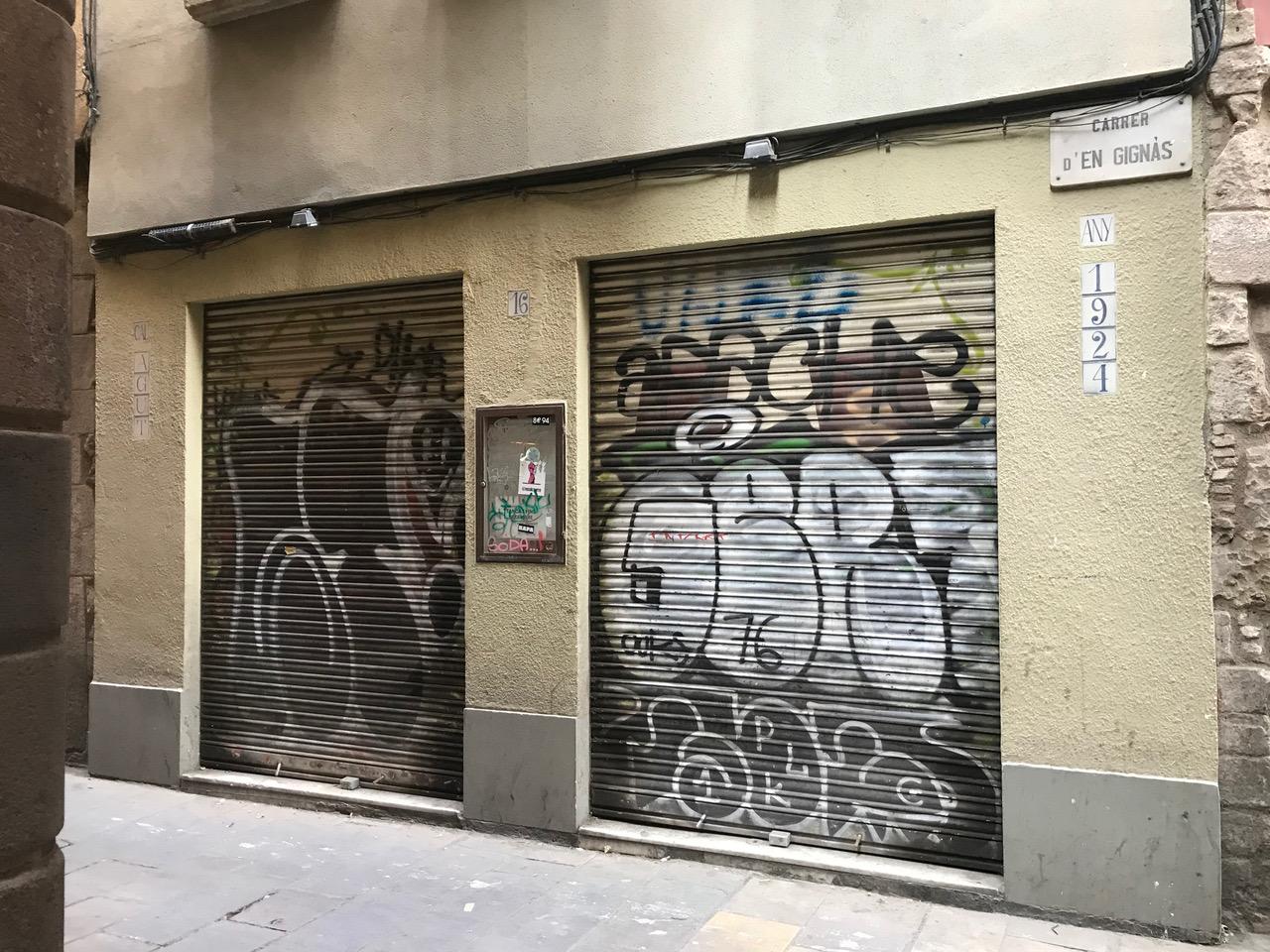 El Restaurant Agut, tancat des del gener del 2021   Ramon Roset