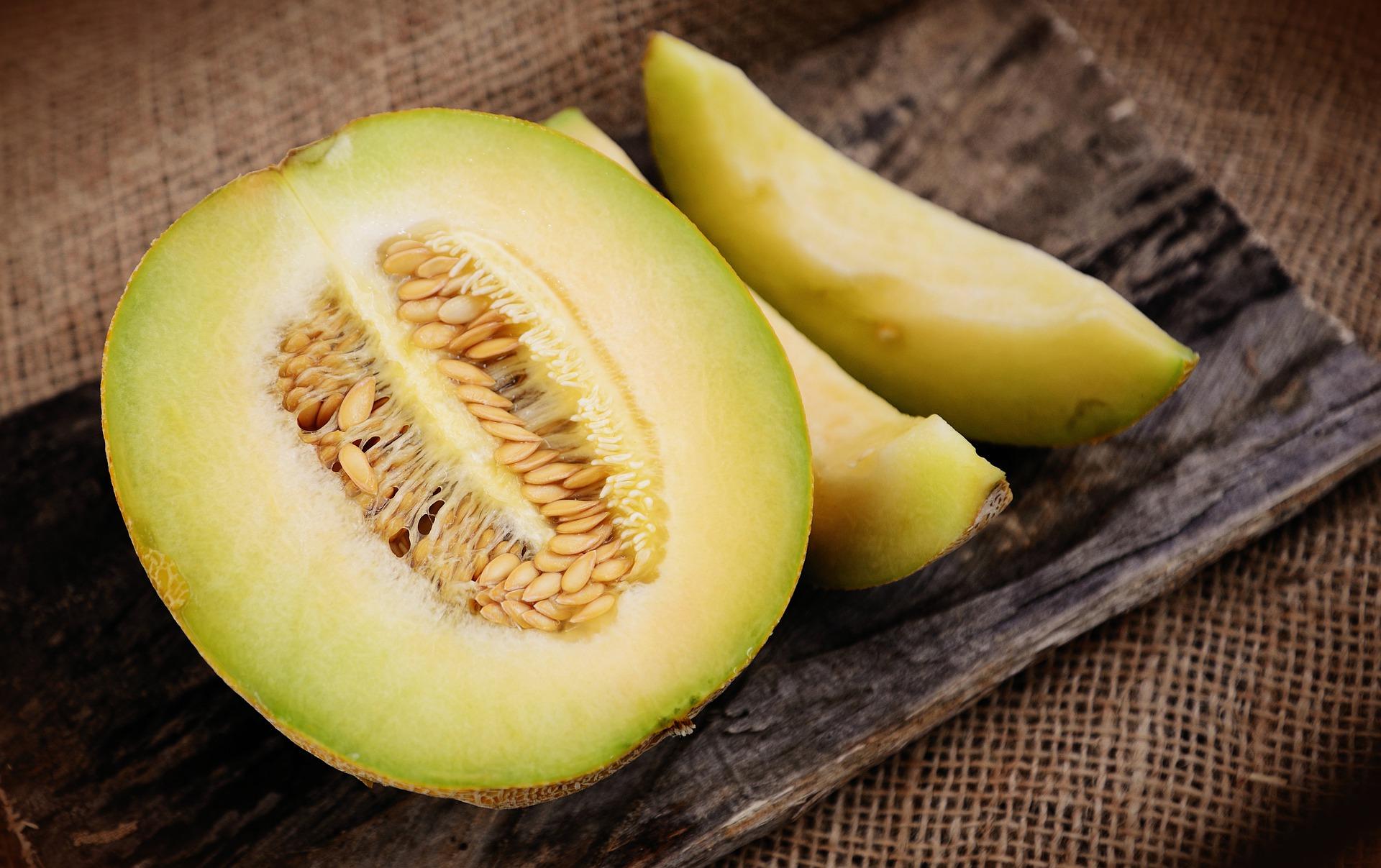 Un meló obert | Pixabay
