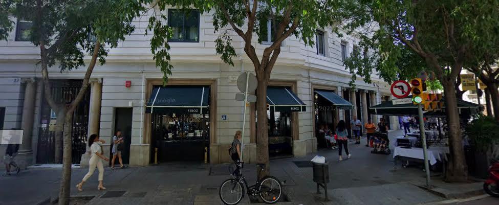 El local on abans hi havia el restaurant Reno   Google Street View