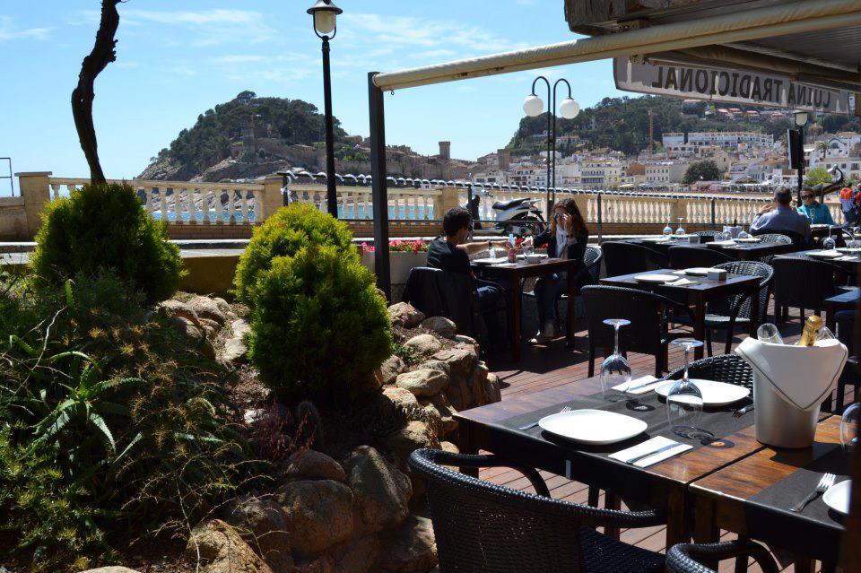 El restaurant Tapas del Mar, a Tossa de Mar   Facebook Tapas del Mar