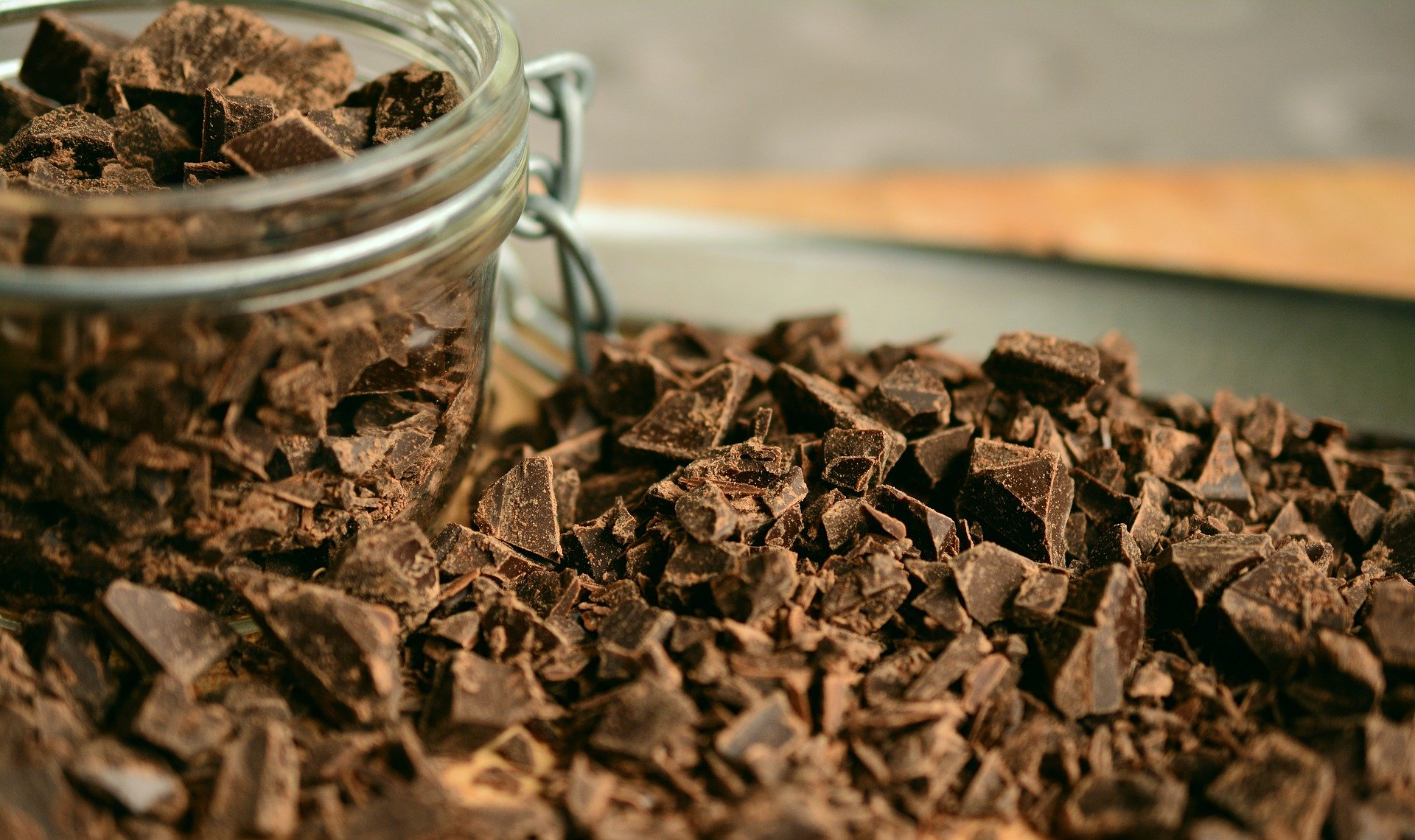 Trossets de xocolata | Pixabay