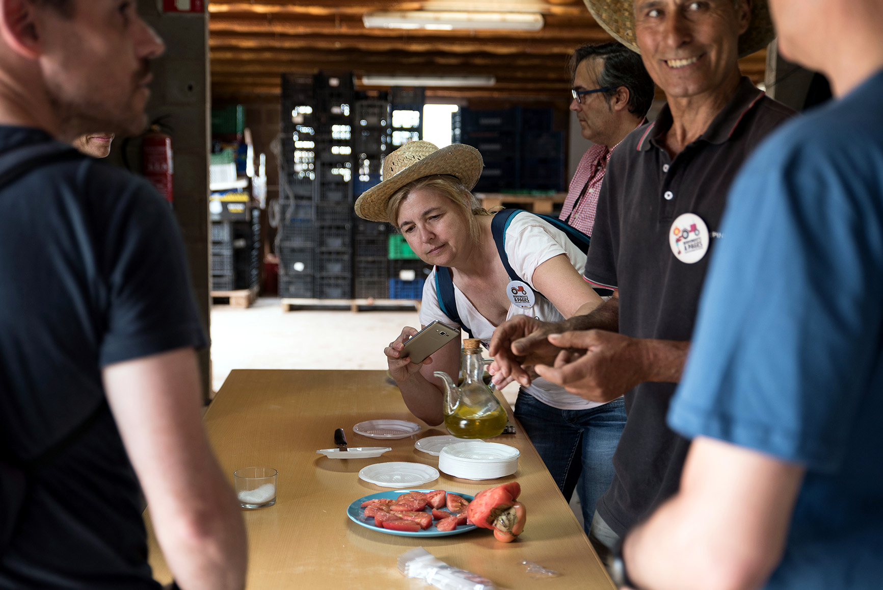 Participants a la fira rural 'Benvinguts a Pagès' | ACN